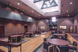 MidlandLutheranCollege OlsonStudentCenter Interior 1w